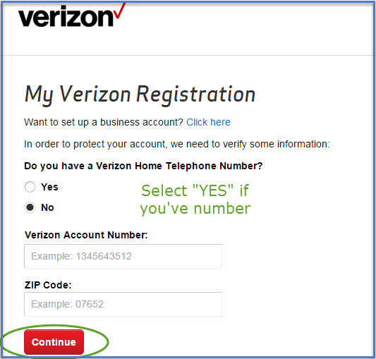 verizon.com mail login