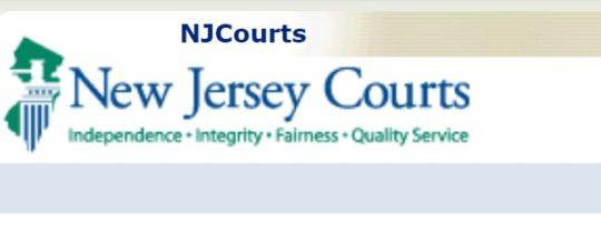 New Jersey Municipal Courts Logo
