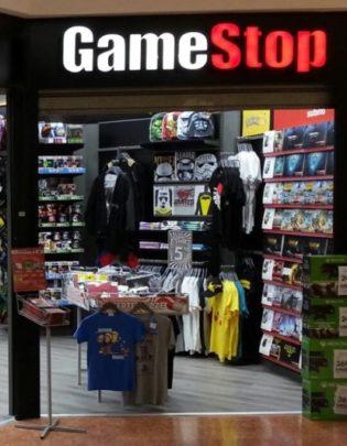 gamestop offline store in USA