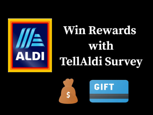 www-TellAldi-us Survey - Tell ALDI